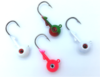 Peace Token Lures - Ball Jigs