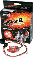 Pertronix Electronic Ignition (Ignitor II) Land Rover Series w/45D4 Distributor & Red Points (Pertronix 9LU-143 Neg Ground)