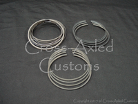 Land Rover Series II/IIA/III 2.25L 8510072/RTC4190xx Petrol Piston Ring Set (Set of Four).