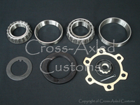 Land Rover Series II/III Wheel Hub Bearing Kit (Imperial w/Different Size Bearings) pre-1980 #RTC3534