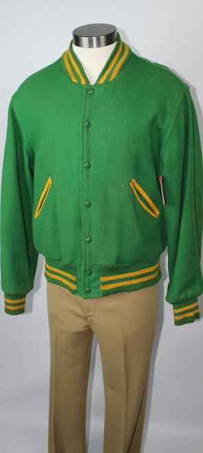 Vintage 1950s Rawlings Letterman's Jacket