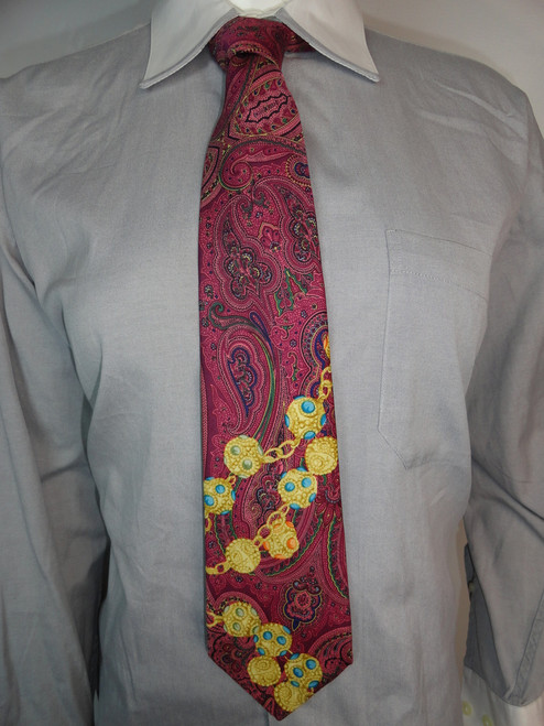 Vintage 80's Chanel Tie SOLD