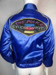 "Vintage 80's ""Roadie"" The Police Tour Jacket"
