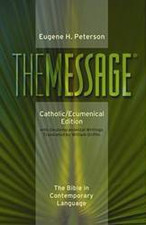 The Message®: Catholic/Ecumenical Edition (hardcover)