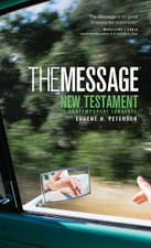 The Message - New Testament (medium)