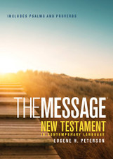 The Message - New Testament with Psalms and Proverbs (small)