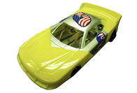 JK Nascar Rental Car - Yellow - JK-2040736R