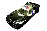 JK Nascar Rental Car - Black - JK-2040738R