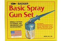 Badger Basic Spray Gun Set - BGR-250-2