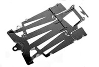 JK Cheetah 11 .025 Stainless Steel Chassis - JK-250112C