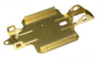 "Parma First Class Racing 4"" Brass Chassis - PAR-577"