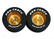 Pro-Track 1 1/16 x 3/32 x .435 wide Style G - Gold - PTC-N404G-G