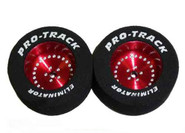 Pro-Track 1 1/16 x 3/32 x .435 wide Style G - Red - PTC-N404G-R