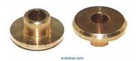 Kelly 3/32 Axle Adjustable Oilite Bushings - Pair - KE-947
