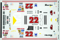 No  22 - 1/24 Caterpiller Pontiac - Grafixx - GRFX-0012422