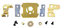 Koford Superfeather Endbell w/Brass Spring Cups Kit - KOF-M614