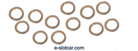 Koford .010 1/8 Axle Spacers - KOF-M411