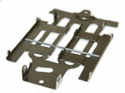 "JK Cheetah 7 4"" Stainless Steel Chassis - JK-2507S"