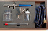Badger Deluxe Airbrush Set - BGR-150-4
