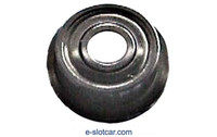 Cahoza  2 x 5 MM Flanged & Shielded Ball Bearing - CAH-47