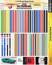 Ultracal H.O. Racing Stripes - MG-3104