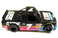 Tyco Magnum 440 X-2 Ford Exide #7 Nastruck - TYCO-9162