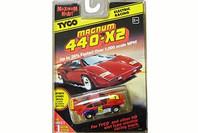 Tyco Magnum 440 X-2 Porsche #5 - TYCO-9252