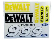 No  9  - 1/24 DeWalt Dodge - Go Fast - GF-9DEWALT