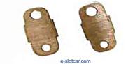 Mura Brush Plates - one pair- MUR-3106