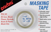 Pactra Masking Tape - PAC-MT104