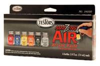 Testors     Amazing Air Airbrush Acrylic Paint Refill Set - TS-34030