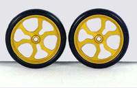 "JDS 17"" Spider Fronts - Gold - JDS-7020G"