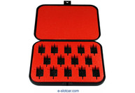Cobalt & FK Size Motor Storage Case for 14 motors - WW-FKMB