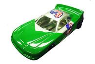 JK Nascar Rental Car - Green - JK-2040733R
