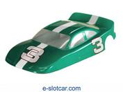 "Used 4"" Nascar Body - OK Condition - 2047"