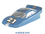 "Used 4"" Nascar Body - Good Condition - 2084"