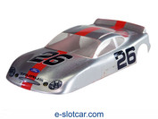"Used 4"" Nascar Body - OK Condition - 2095"