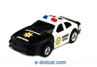 Used Homeset 1/43 Scale Carrera GO!!!  Highway Patrol Cruiser- PCH-3322