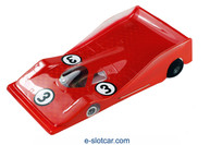 Champion Porsche GTP - No Motor - CH-109TNM-4656