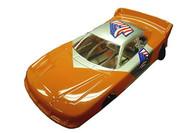 JK Nascar Rental Car - Orange - JK-2040734R