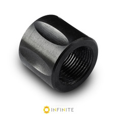 14mm x 1 LH Fluted Thread Protector ( Rifle Version)