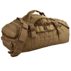 Traveler Duffle Bag - Coyote