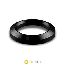 "5/8"" Black Steel Crush Washer"
