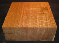 "Quartersawn White Oak - 10"" x 10"" x 4"""