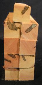"""#2 Grade - Ambrosia Maple - 2"""" x 2"""" x 12"""""""