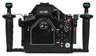 17806 NA-EM1 housing for Olympus OM-D E-M1 camera