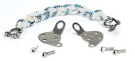 25120 Lanyard-27cm & Mounting Plates with Screws