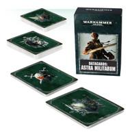 Warhammer 40K: Datacards - Astra Militarum