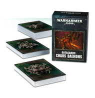 Chaos Daemons Data Cards