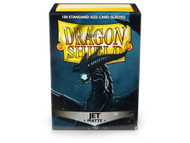 Dragon Shield Card Sleeves: Matte Jet (100)